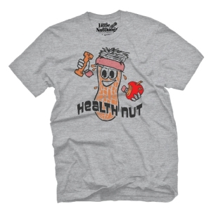 Little Nutthings Health Nut  t-shirt